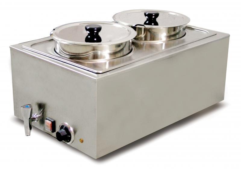 Omcan FW-CN-0016 food equipment > food warmers > countertop food warmer