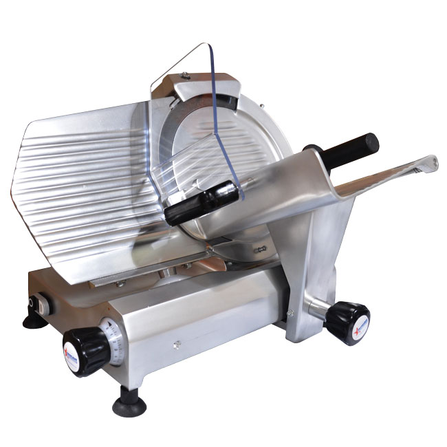 Omcan MS-IT-300-C food equipment > meat slicers > 12-inch blade slicers