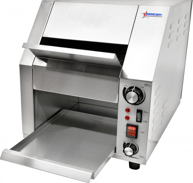 Omcan CE-CN-0254-T food equipment > cooking equipment > toaster