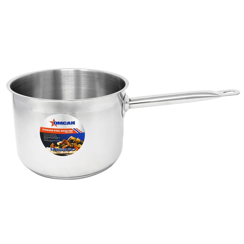 Omcan 80433 smallwares > professional cookware > sauce pans