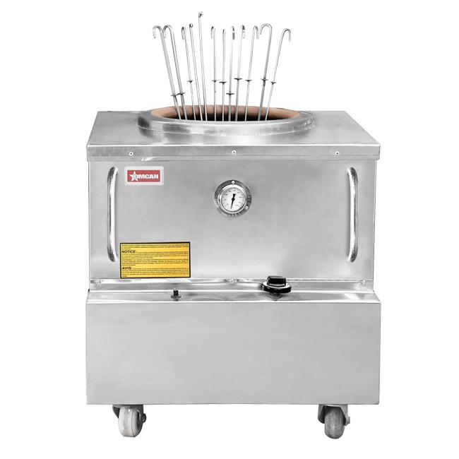 Omcan CEIN2830 food equipment > cooking equipment > tandoor ovens