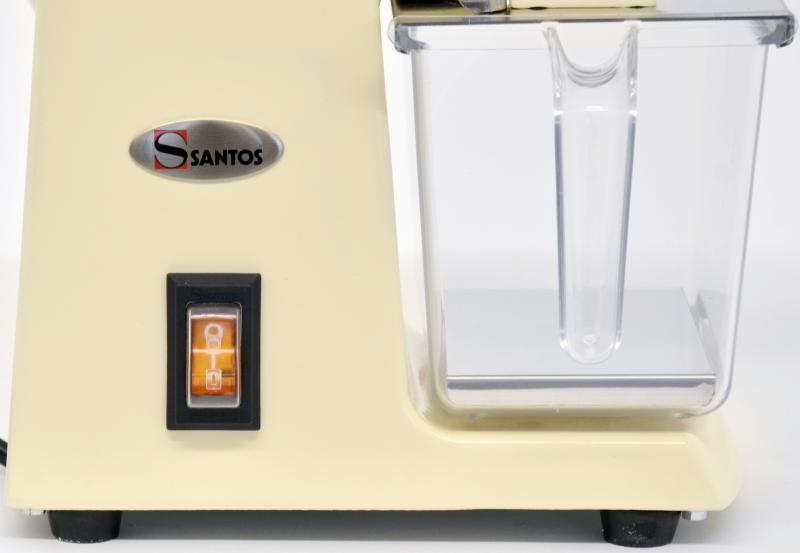 Omcan SANTOS 09 food equipment > juice extractors > santos juice bar solution > santos ice shaver