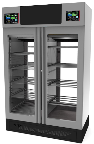 Omcan STGTWCOTW food equipment > food preservation > stagionello® curing cabinets