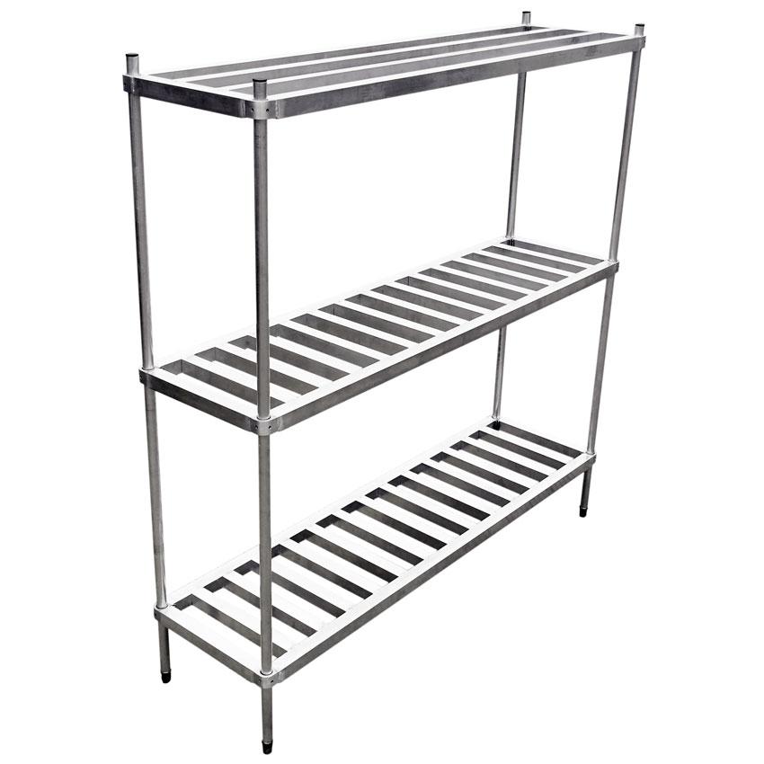 Omcan 44615 handling and storage > racks and shelves > keg racks