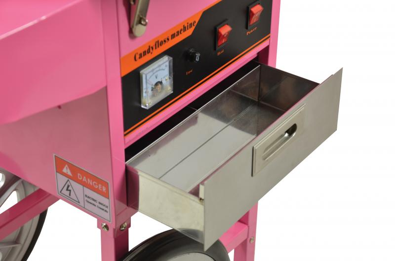 Omcan CF-CN-0520-T food equipment > concession equipment > cotton candy machine