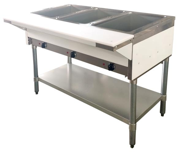 Omcan FW-CN-0003-H merchandising > hot food merchandisers > electric steam tables|featured products