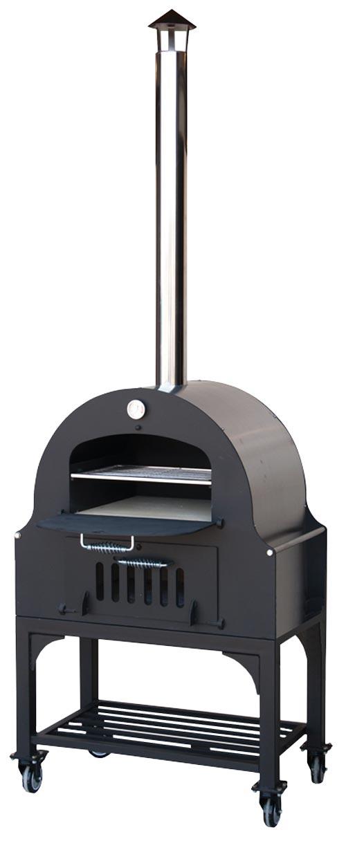 Omcan CECN1188 food equipment > outdoor cooking equipment > wood burning oven