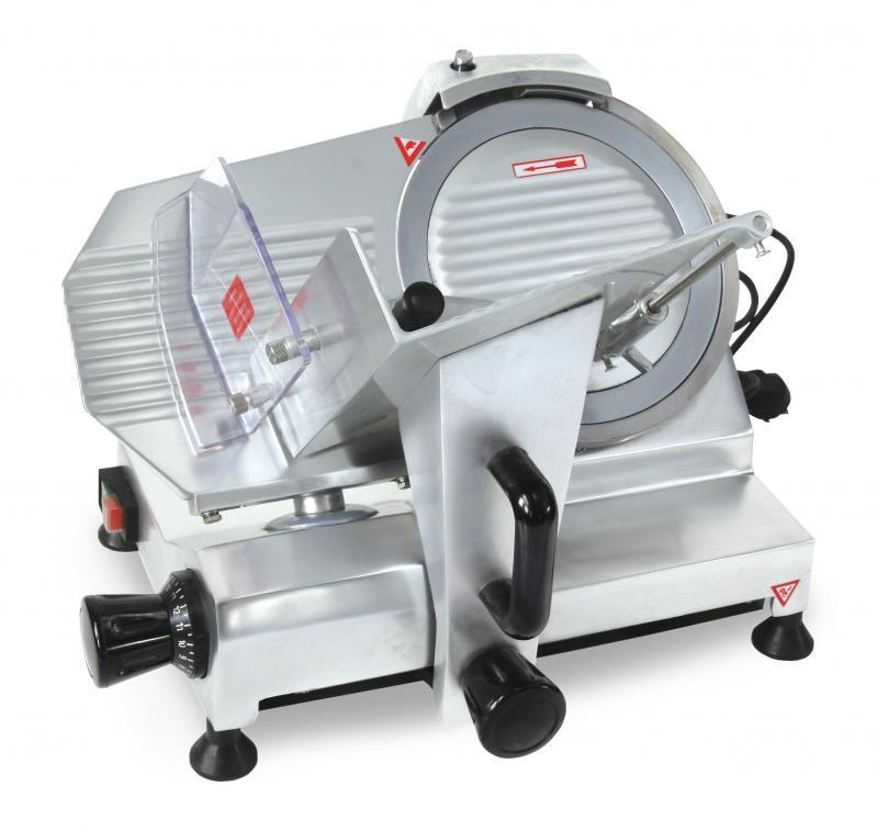 Omcan MSCN0220 food equipment > meat slicers > 9-inch blade slicers
