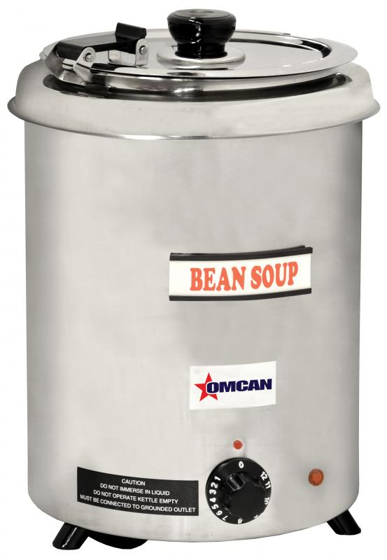 Omcan FWCN0006S food equipment > food warmers > soup kettles