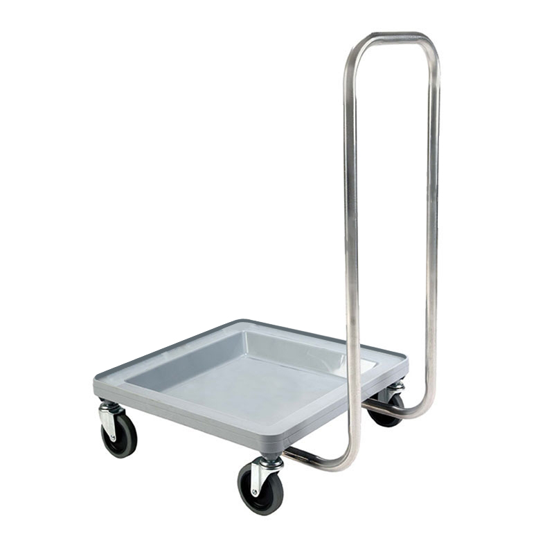 Omcan 44355 handling and storage > dish carriers > dish rack / dolly carts