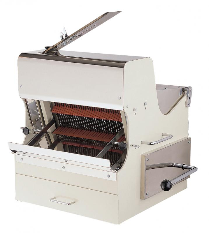 Omcan SBTW0016S food equipment > food preparation > bread graters and slicers