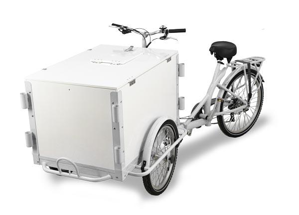 Omcan 46660 cargo bike