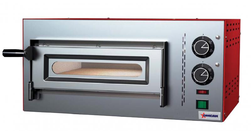 Omcan PEIT0010 food equipment > cooking equipment > pizza ovens and accessories > pizza ovens