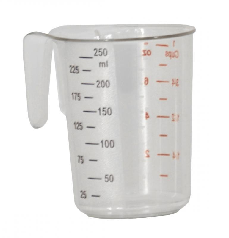 Omcan 80570 smallwares > food preparation > measuring cups