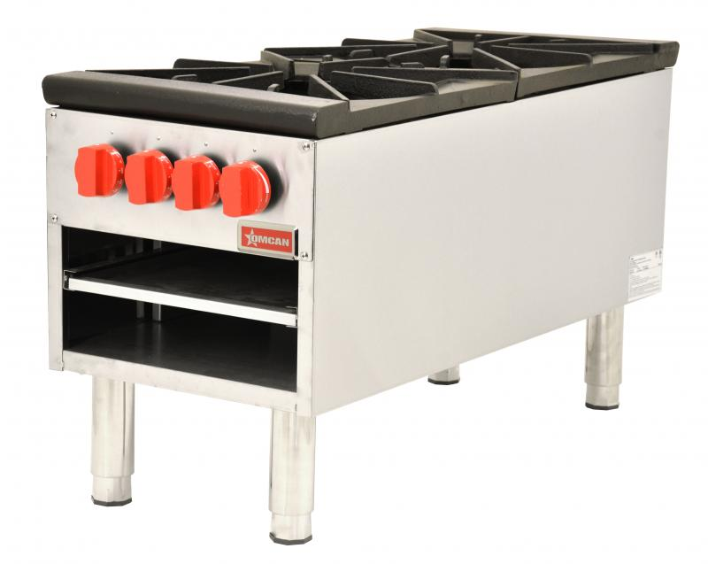 Omcan CE-CN-1060-S food equipment > cooking equipment > stock pot ranges