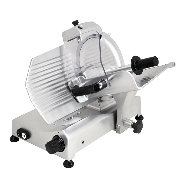 Omcan MS-IT-0250-C food equipment > meat slicers > 10-inch blade slicers