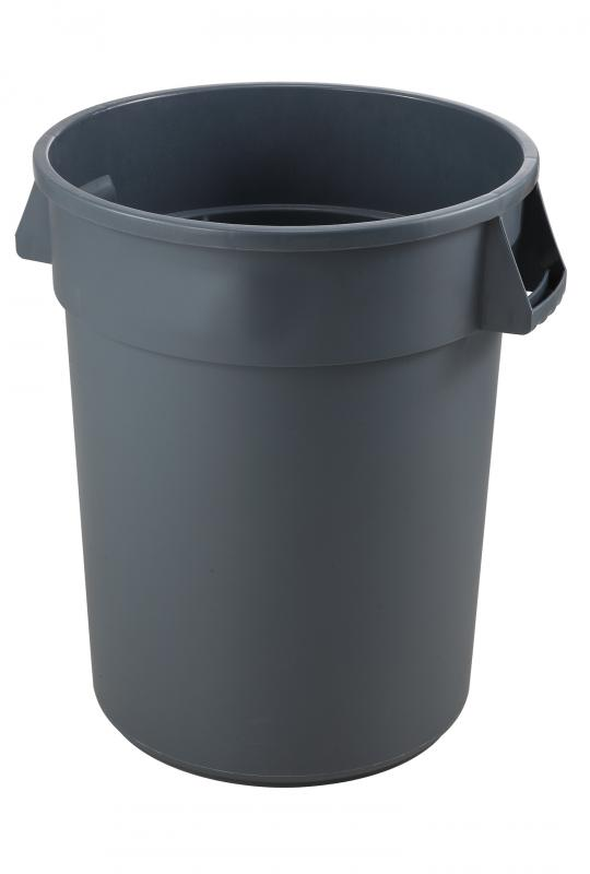 Omcan 80586 maintenance and safety > waste management > heavy-duty trash can