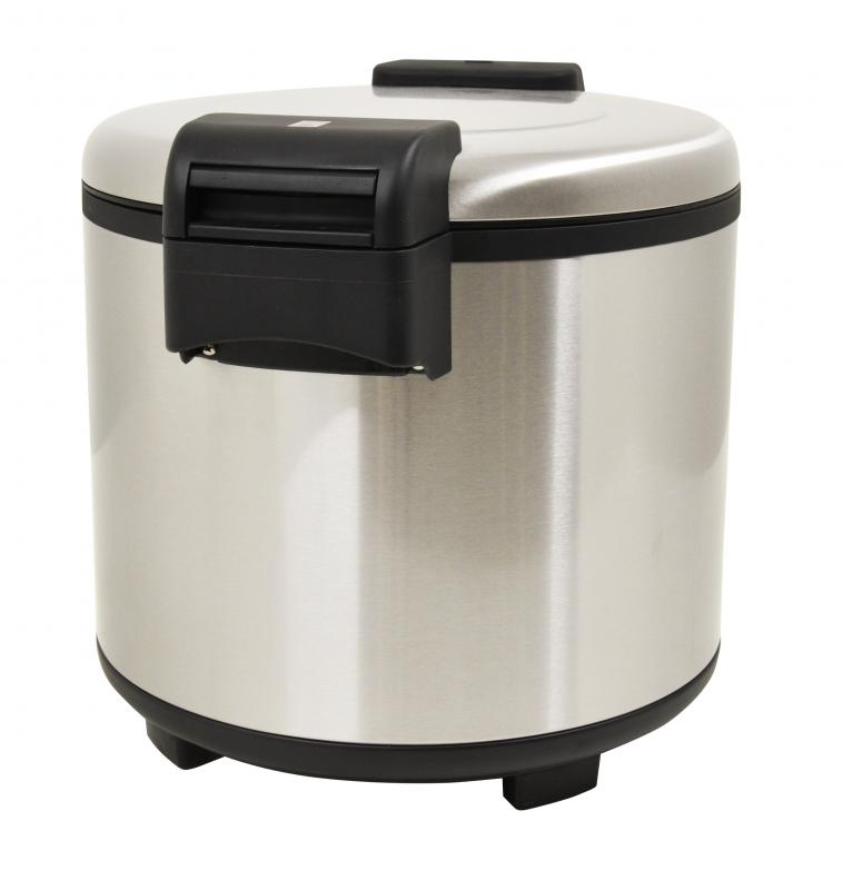 Omcan CECN0020R food equipment > food warmers > rice cooker / warmer
