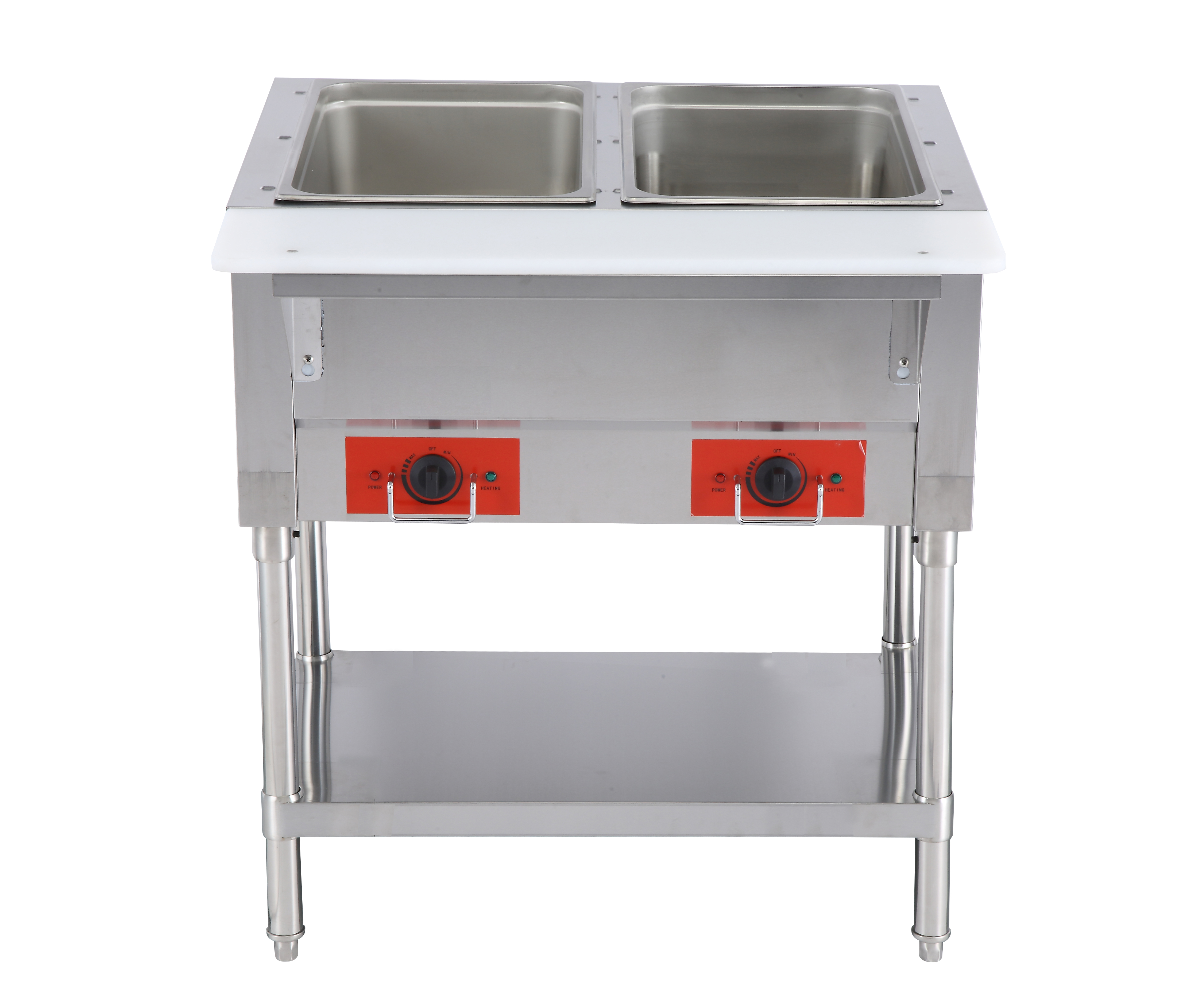 Omcan FW-CN-0002 electric steam tables