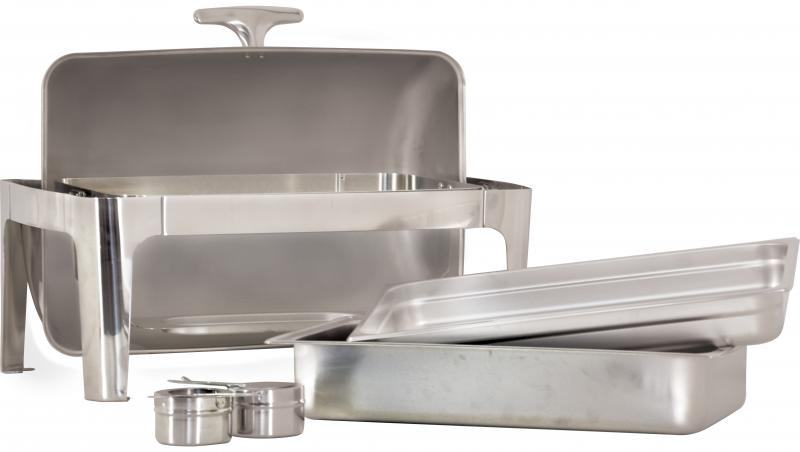 Omcan 41821 smallwares > dining solutions > chafing dishes
