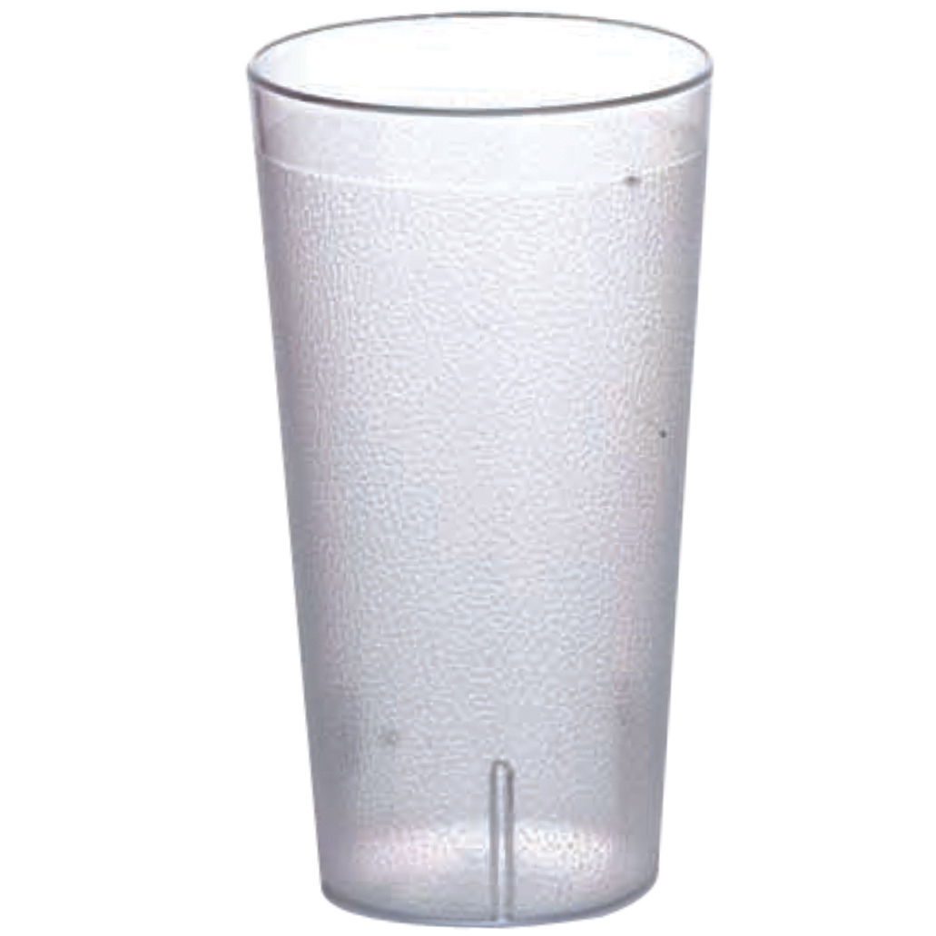 Omcan 80336 smallwares > dining solutions > beverage service > pebbled tumblers