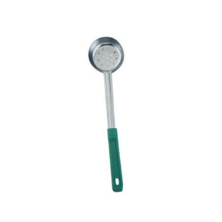 Omcan 80784 smallwares > kitchen utensils > portion control spoons > perforated portion control spoons