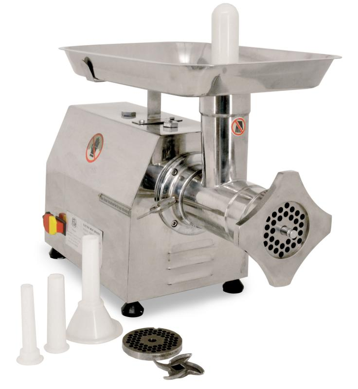 Omcan MG-CN-0022-S moderate-duty meat grinders