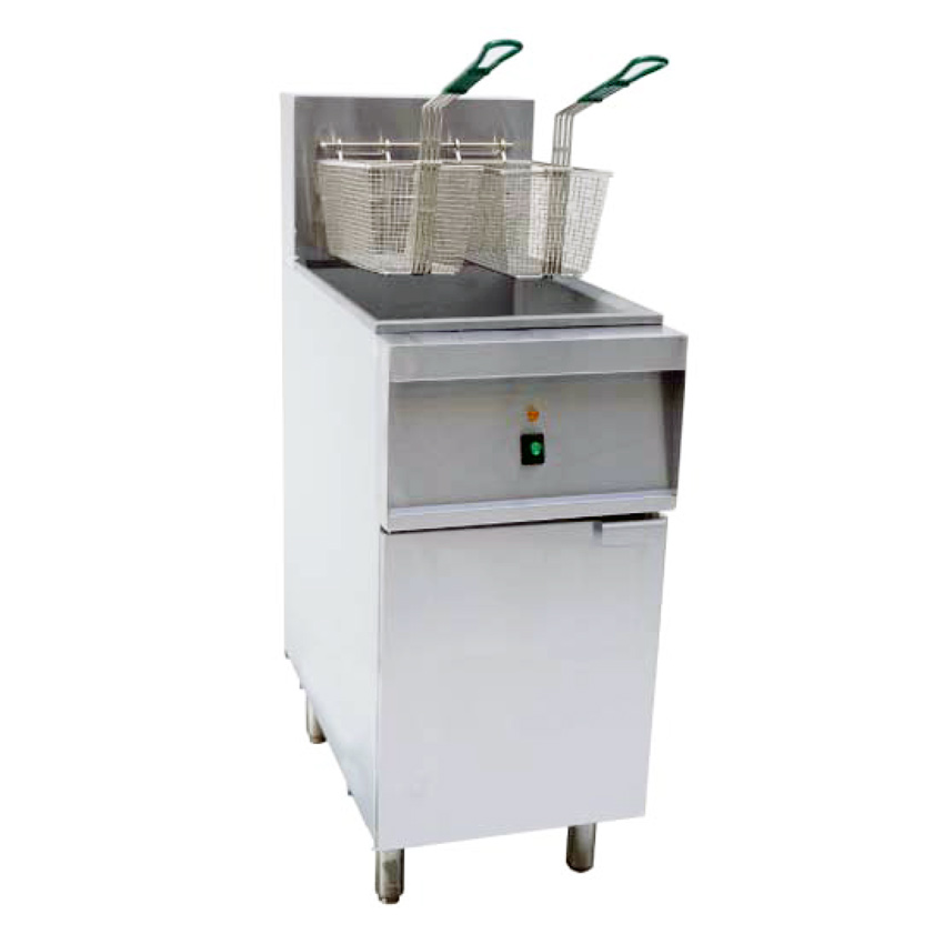 Omcan CE-CN-0040 food equipment > cooking equipment > fryers-electric