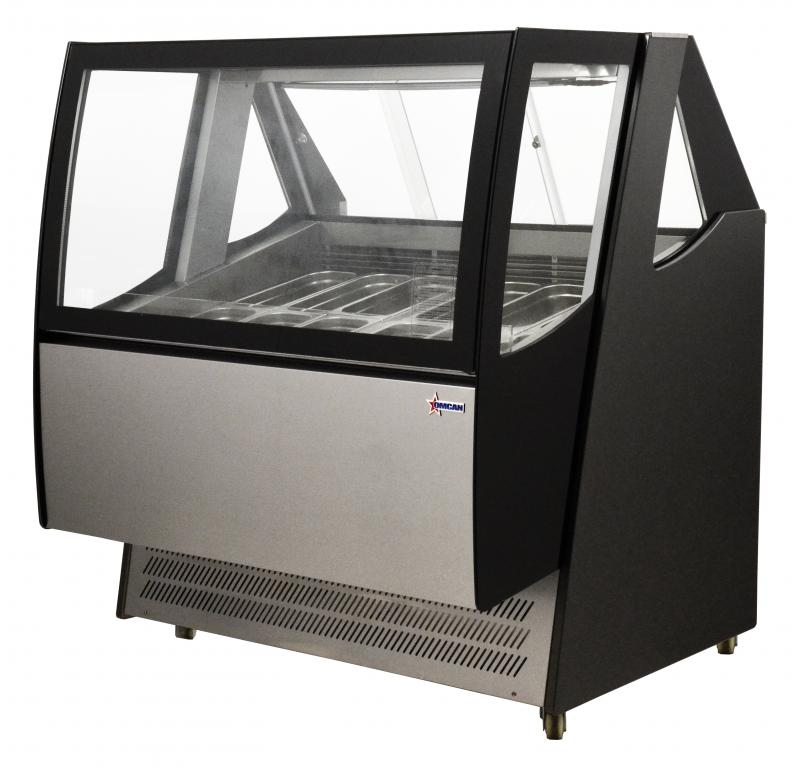 Omcan FRCN1200D refrigeration > display freezers > gelato display case