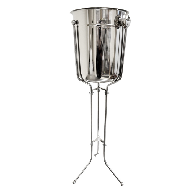 Omcan 80838 smallwares > bartending supplies > wine buckets and stands