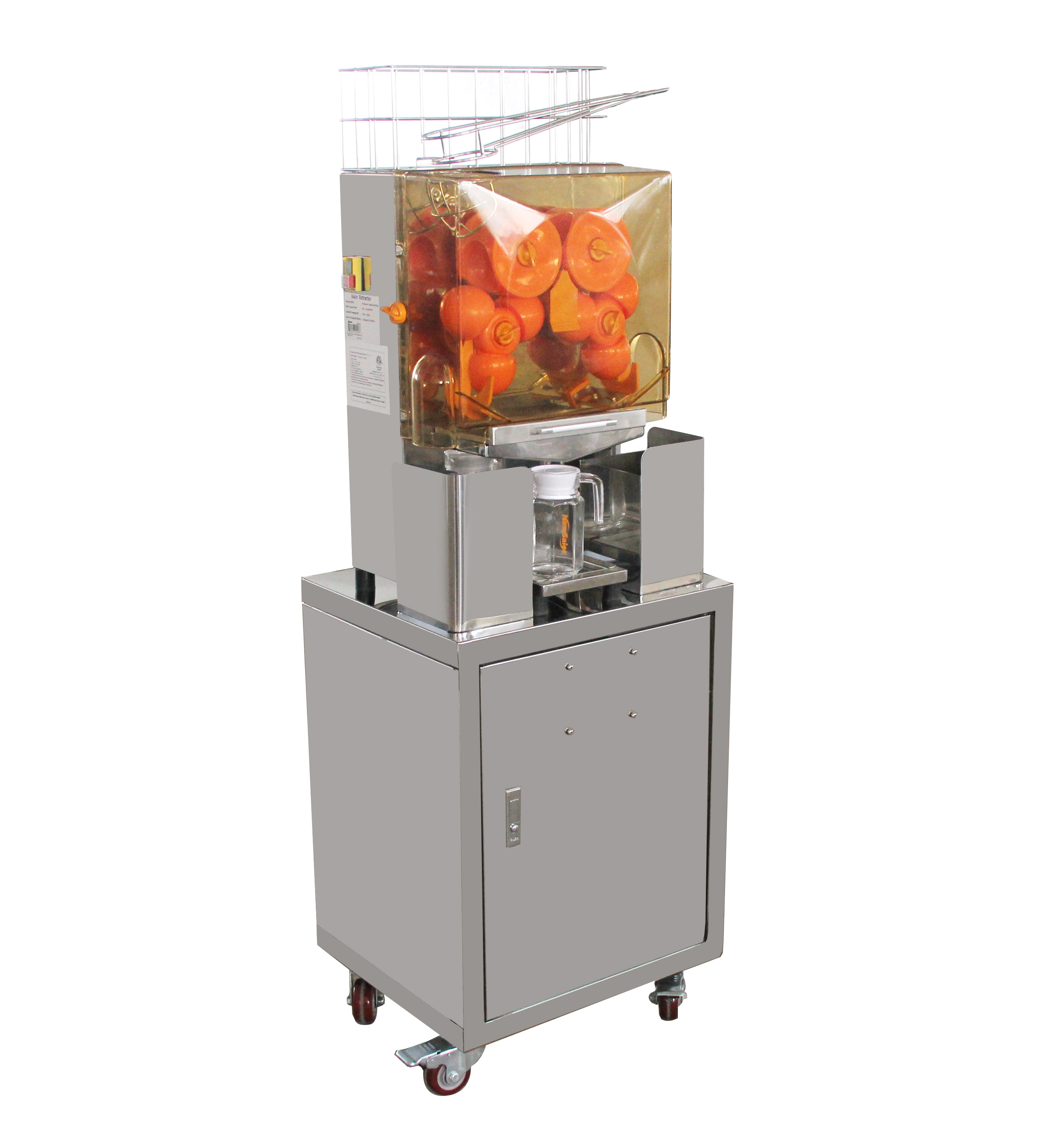 Omcan JE-CN-0020 food equipment > juice extractors > citrus juicers|food equipment > juice extractors