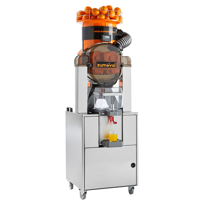 Omcan JE-ES-0045-B food equipment > juice extractors > zumoval juice extractors > zumoval juicers - fasttop
