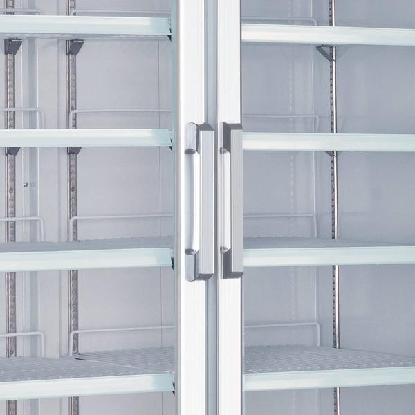 Omcan FR-CN-0045-HC refrigeration > glass door refrigeration > glass door freezers|refrigeration > glass door refrigeration|refrigeration