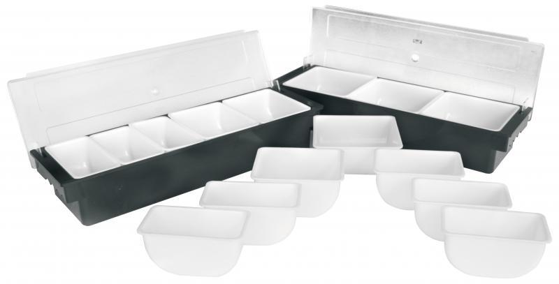 Omcan 80596 smallwares > restaurant essential > condiment holders