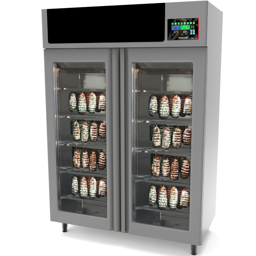 Omcan STG200TF0 food equipment > food preservation > stagionello® curing cabinets