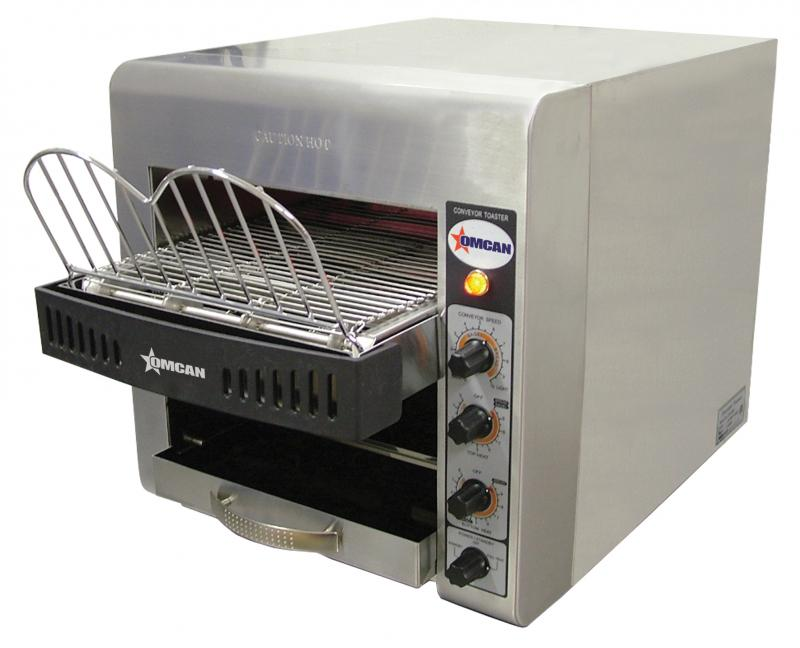 Omcan CE-TW-0250 food equipment > cooking equipment > toaster