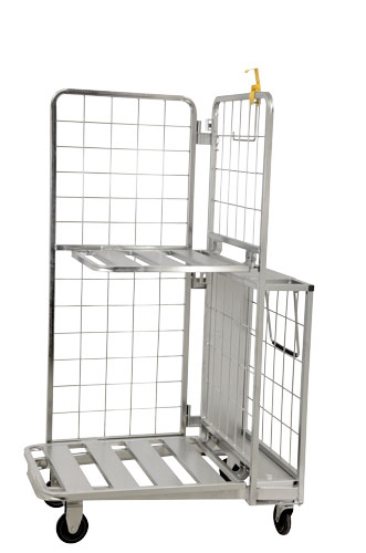 Omcan 45588 handling and storage > mobile products > carts|handling and storage|handling and storage > mobile products|handling and storage > mobile products > carts > platform carts