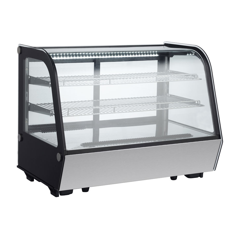 Omcan RS-CN-0160-4 refrigeration > refrigerated showcase > countertop refrigerated displays
