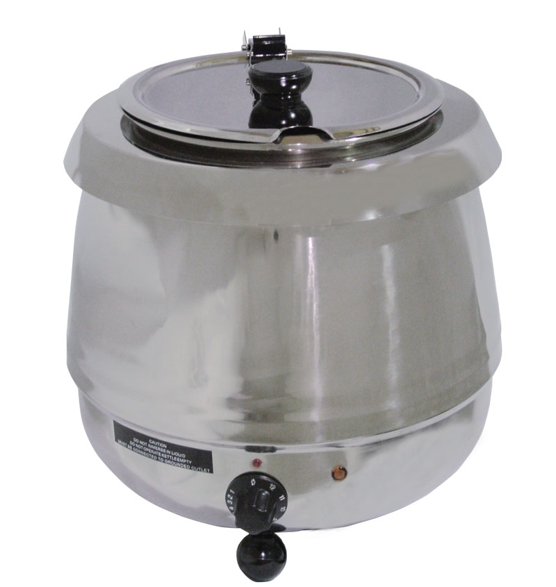 Omcan FWCN0010S food equipment > food warmers > soup kettles