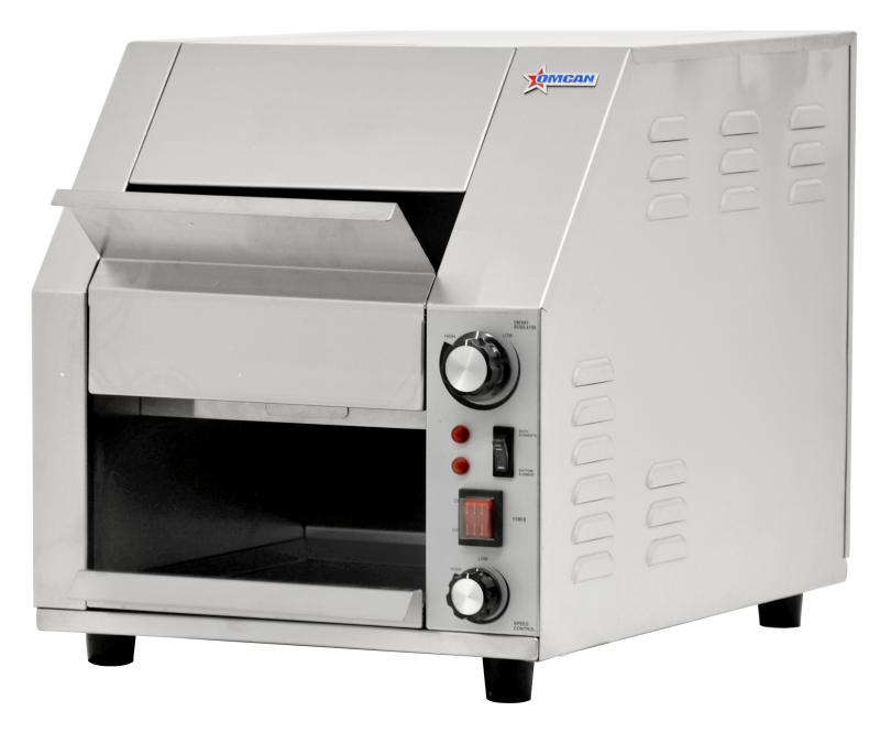 Omcan CECN0254T food equipment > cooking equipment > toaster