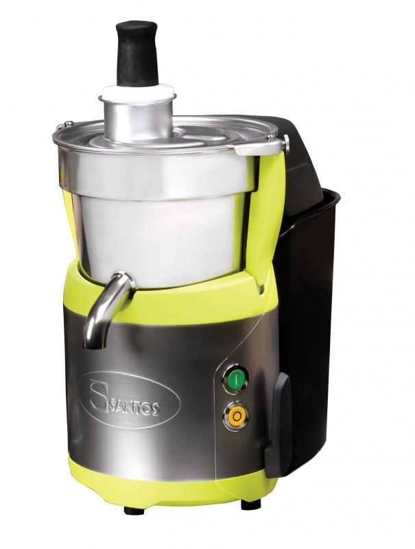 Omcan SANTOS 68 food equipment > juice extractors > santos juice bar solution > fruit and vegetable juice extractors