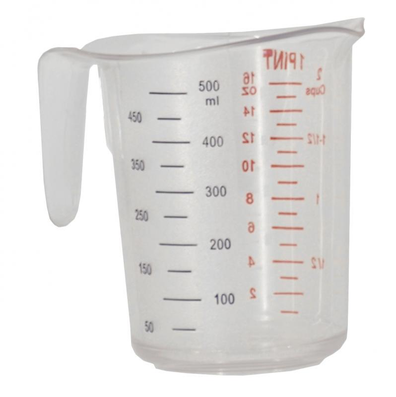 Omcan 80571 smallwares > food preparation > measuring cups