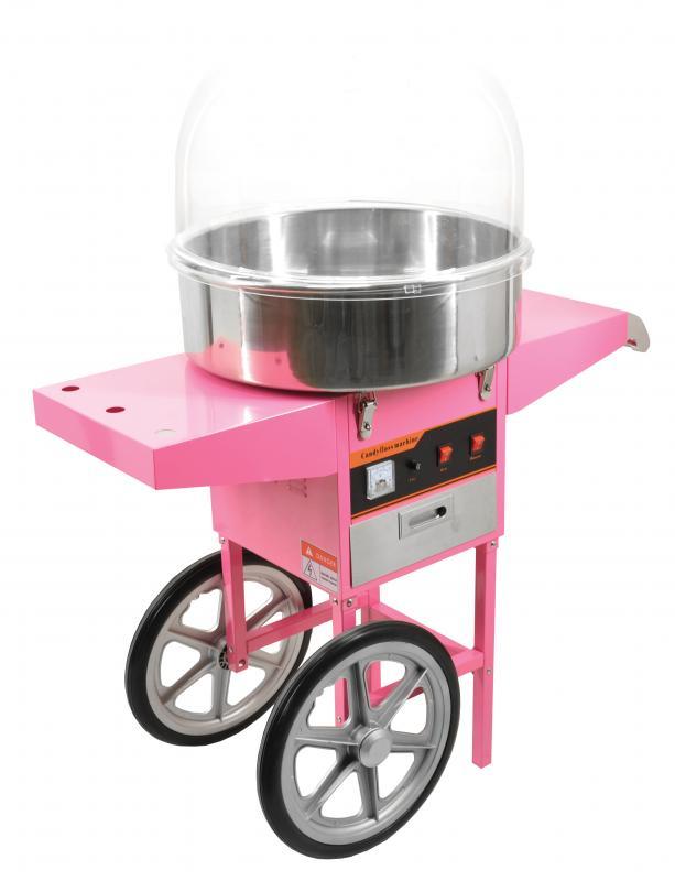 Omcan CF-CN-0520-T cotton candy machine