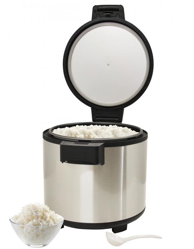 Omcan CE-CN-0020-R food equipment > food warmers > rice cooker / warmer