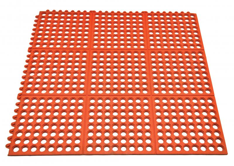 Omcan 39768 mats|maintenance and safety