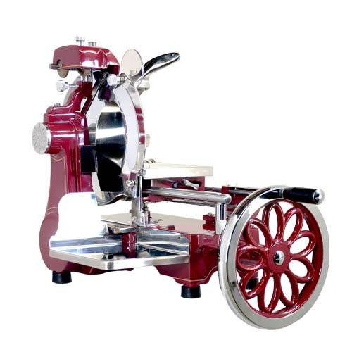 Omcan MSIT0300ML food equipment > meat slicers > volano meat slicers > manual volano slicers with 12-inch blade