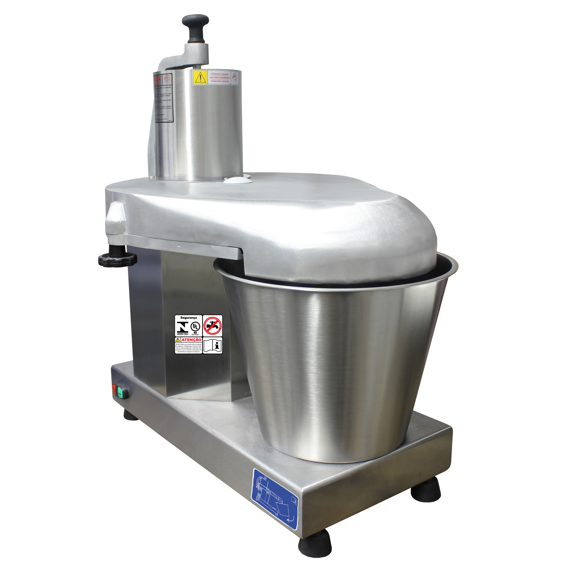 Omcan FP-BR-0014 food equipment > food processors > vegetable cutters