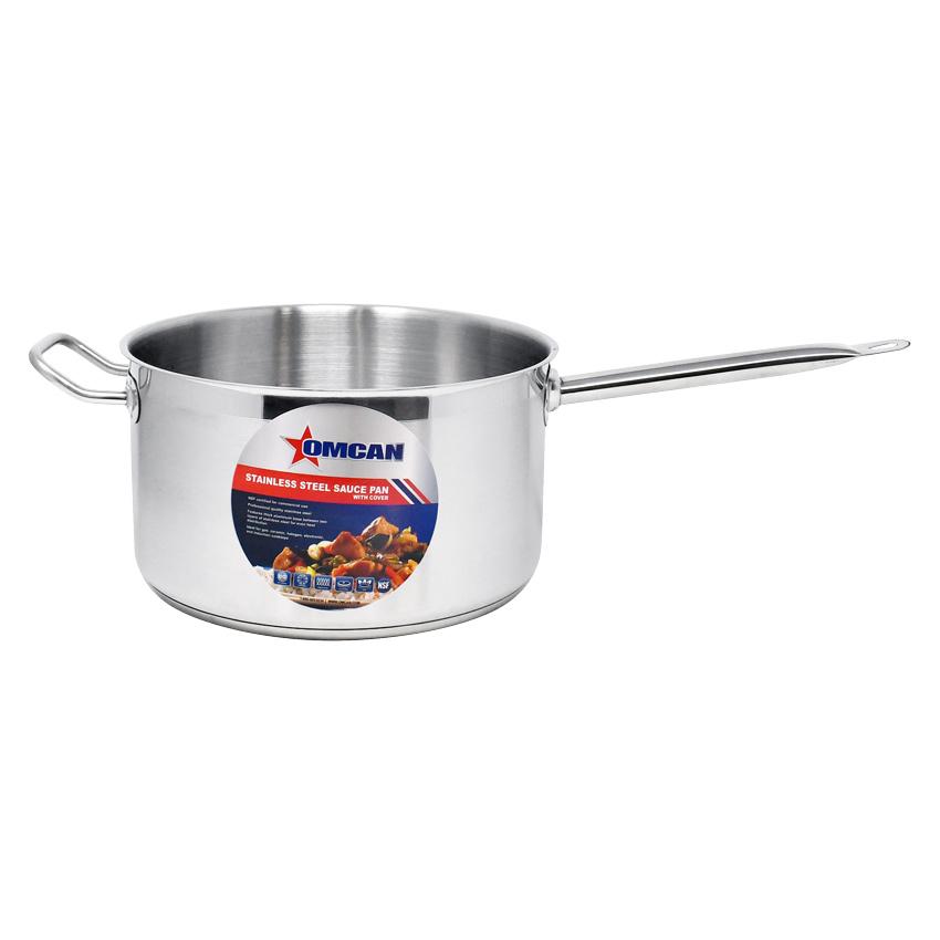 Omcan 80436 smallwares > professional cookware > sauce pans