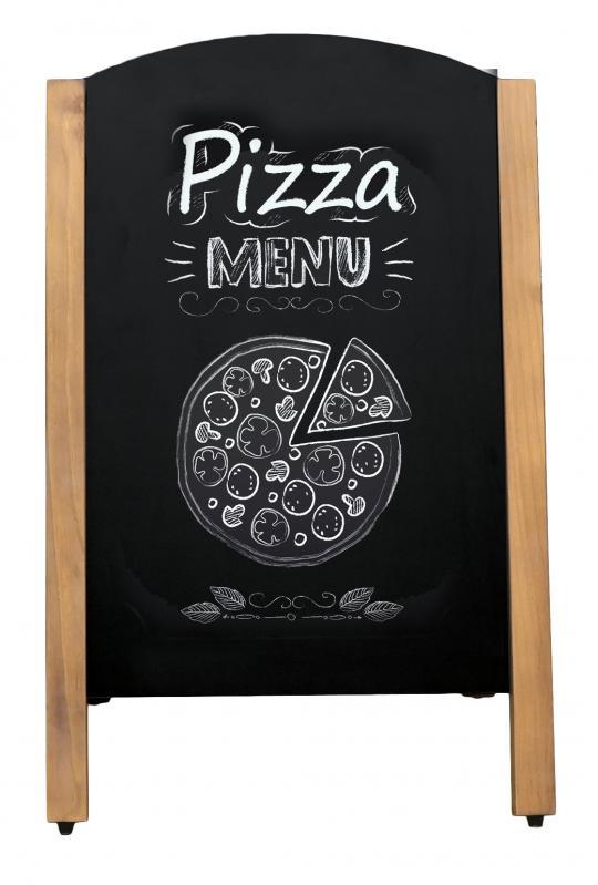 Omcan 31397 merchandising > menu boards