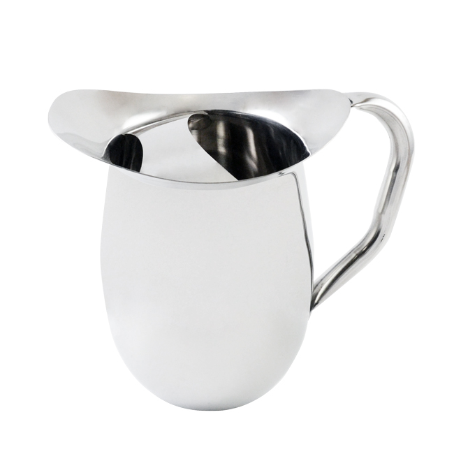 Omcan 80861 smallwares > dining solutions > beverage service > pitchers > bell pitchers